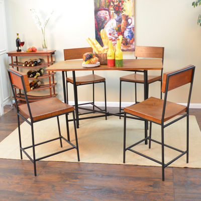 Elmsley Rectangle Bar Table