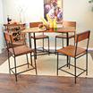 Elmsley Rectangle Bar Table