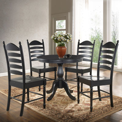 "Salem 36"" Pedestal Dining Table"