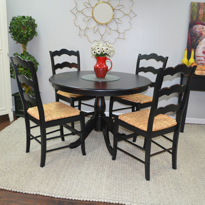 "Salem 42"" Pedestal Dining Table"