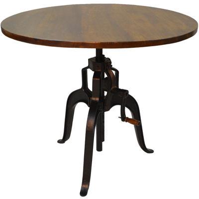 Bentley Adjustable Crank Table