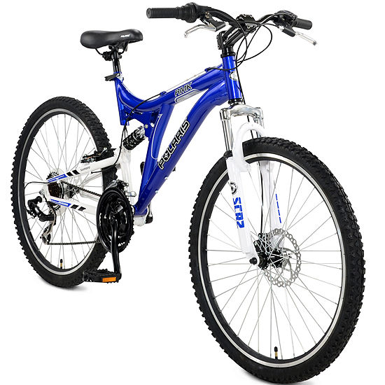 Polaris RMK 21-Speed Full Suspension Men's Mountain Bike