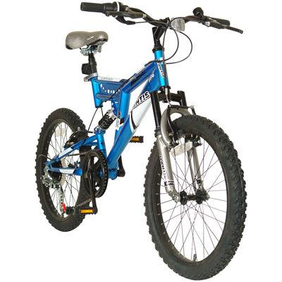 Mantis Zero 6-Speed Full-Suspension Boys' Bike