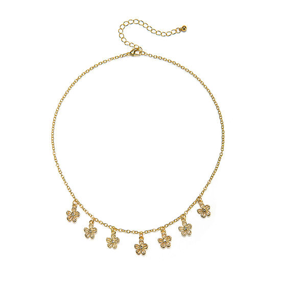 Mixit 16 Inch Statement Necklace