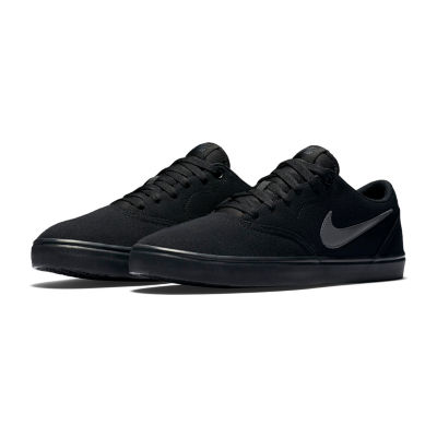Nike Check Solar Canvas Mens Skate Shoes Lace-up