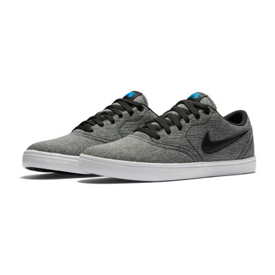 Nike® Check Solar Canvas Mens Skateboarding Shoes