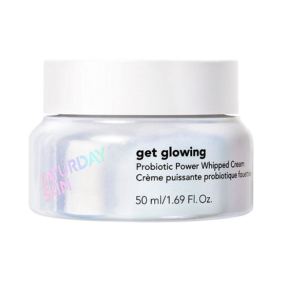 Saturday Skin Get Glowing Probiotic Power Whipped Cream