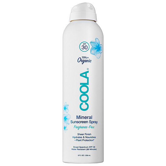 COOLA Mineral Sunscreen Spray SPF 30