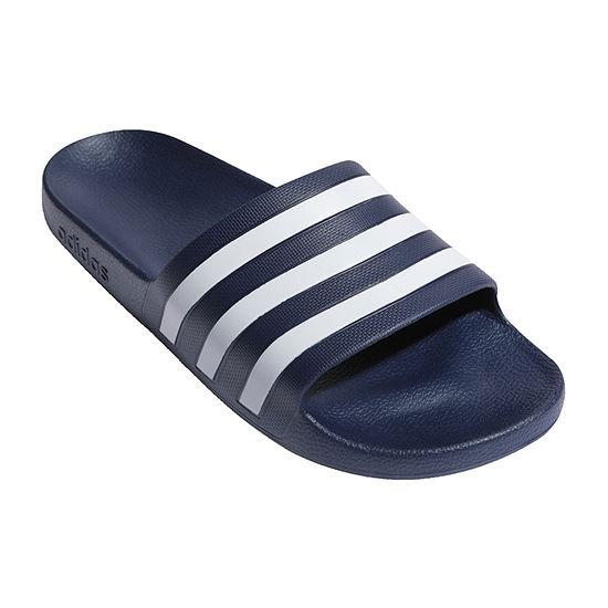 a2186c829b27 adidas Adilette Aqua Sandal Womens Slide Sandals JCPenney