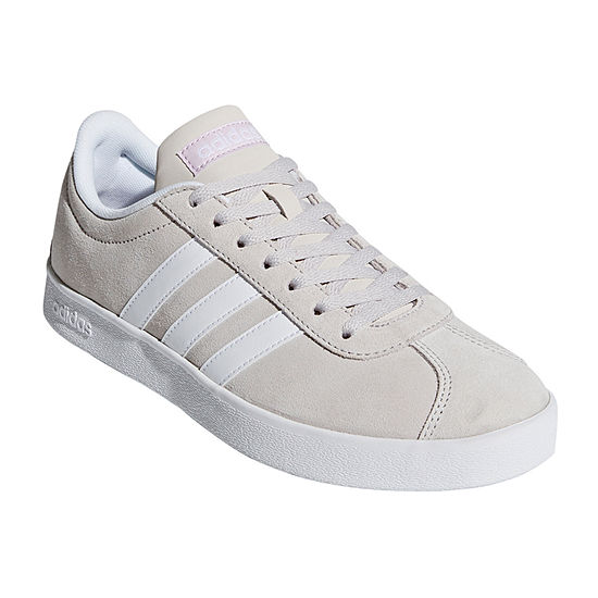 adidas Vl Court Womens Lace-up Sneakers