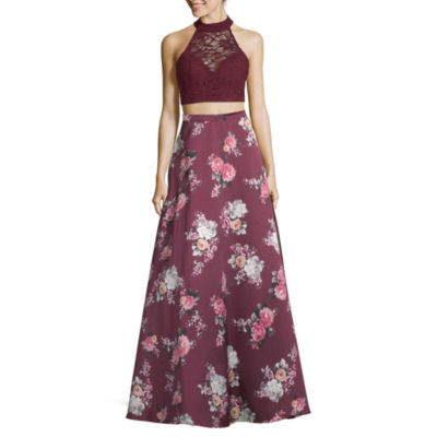 B. Darlin Sleeveless Dress Set-Juniors