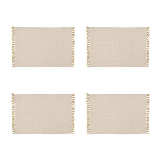 Homewear Verbena 4-pc. Placemat