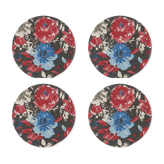 Homewear Wes Floral 4-pc. Placemat