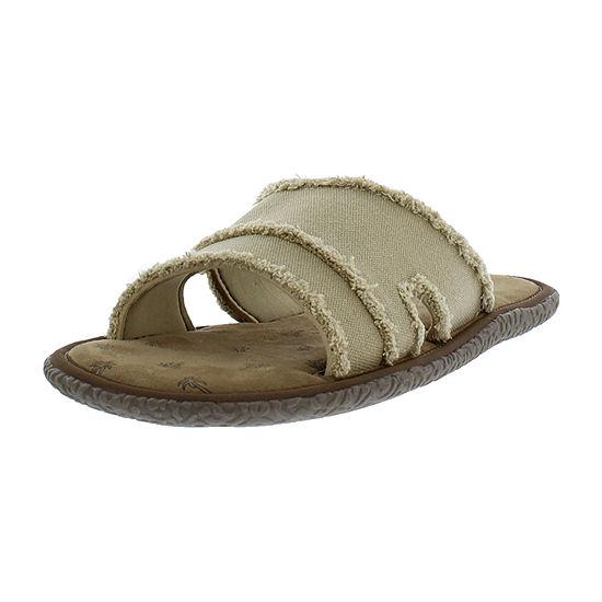 IZOD Mens Slide Sandals