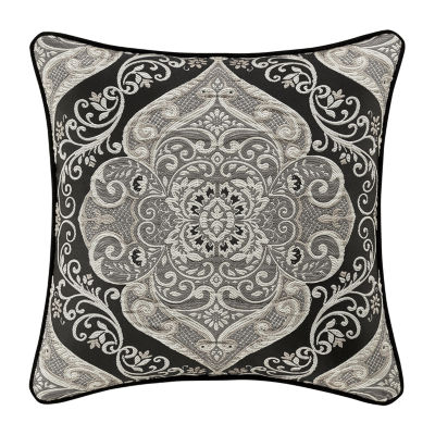 Queen Street Virginia 20x20 Square Throw Pillow