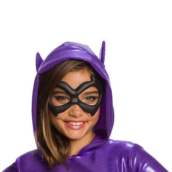 Dc Super Hero Girls Batgirl Mask- One Size Fits Most