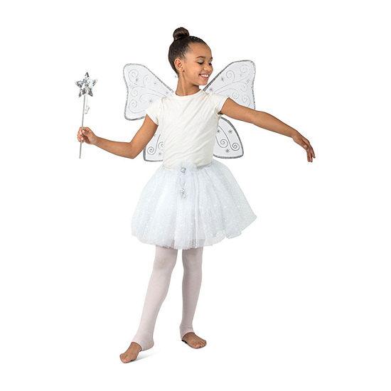 Girls Twinkle The Glitter Fairy Costume