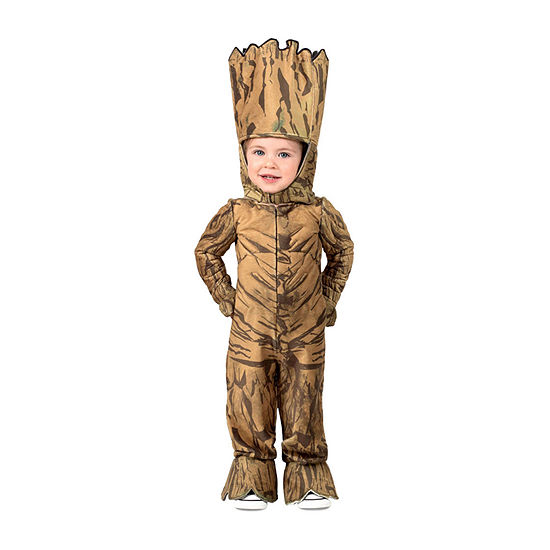 Marvel Guardians Of The Galaxy Groot Infant/Toddler Jumpsuit Costume