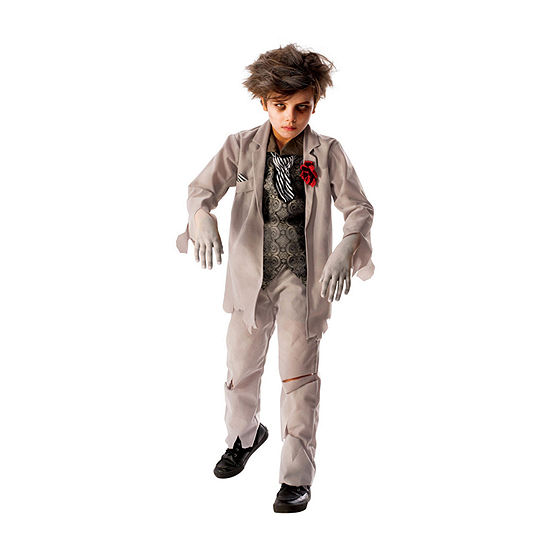 Buyseasons Boys Ghost Groom Costume