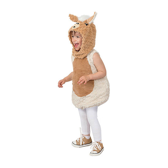 Toddler Lenny The Llama Costume Costume