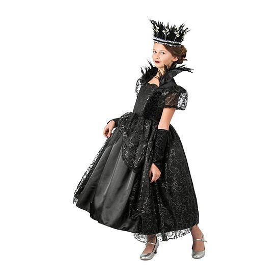 Girls Dark Princess Costume Girls Costume