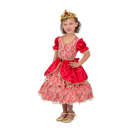 Girls Queen Anastasia Costume Girls Costume