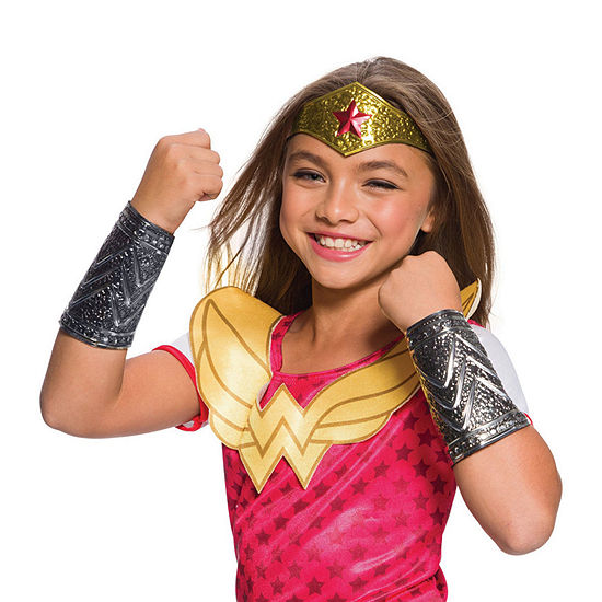 Wonder Woman Accessory Kit- One Size Fits Most
