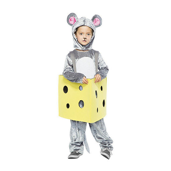 Mouse In Cheese Child Costume - Toddler Costume Costume