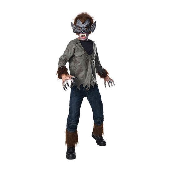Universal Monsters Boys Wolfman Costume