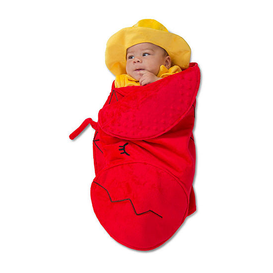 Baby Swaddle Wings Lobster Fisherman Costume Infant