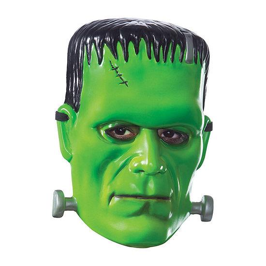 Universal Monsters Adult Frankenstein Mask Dress Up Accessory