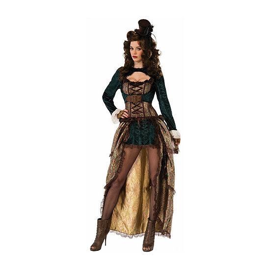 Buyseasons Womens Madame Steampunk Costume