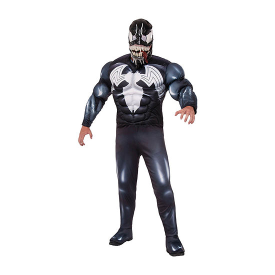 Marvel Mens Deluxe Venom Costume