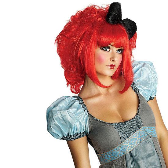Cutie Doll Red Wig