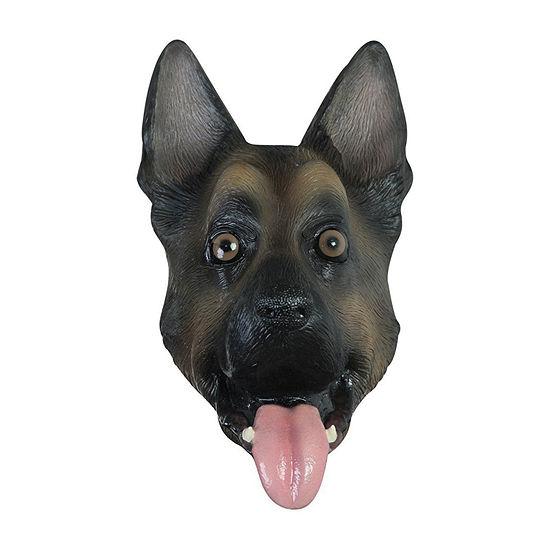 German Shepherd Adult Mask