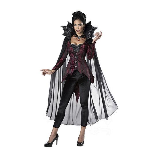 Gothic Romance Vampiress Women's Costume
