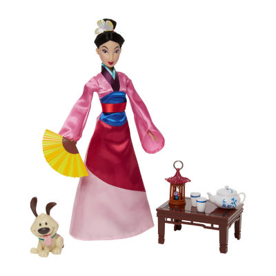 Disney Collection Mulan Doll Set