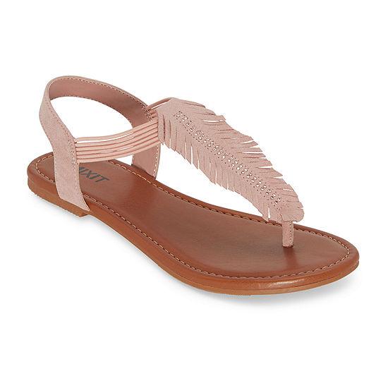 Mixit Womens Garlen Flat Sandals