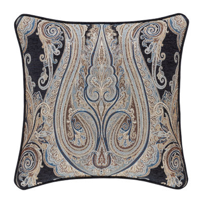Queen Street Lawrence 20x20 Square Throw Pillow