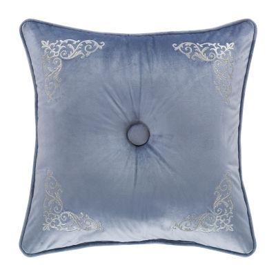 Queen Street Alexa 18x18 Square Throw Pillow