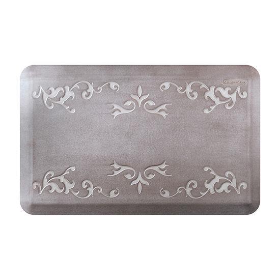 """Smart Step Select Comfort Barista 32"""" X 20"""" Rectangular Anti-Fatigue Indoor Kitchen Mat"""