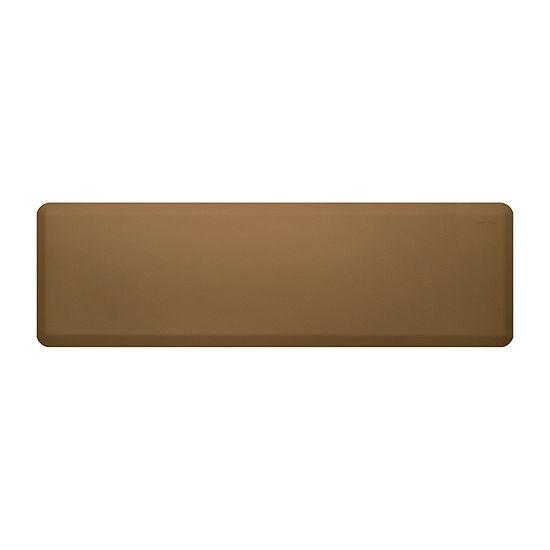 """Smart Step Select Comfort Smooth 66"""" X 20"""" Rectangular Anti-Fatigue Indoor Kitchen Mat"""
