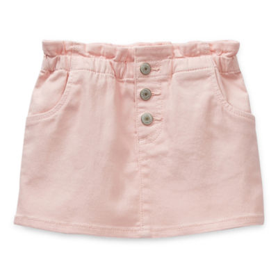 Thereabouts Toddler Girls Denim Skirt