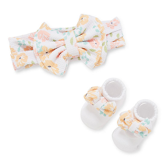 So Adorable Baby Girls 2-pc. Baby Gift Set