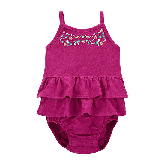 Carter's Baby Girls Bodysuit