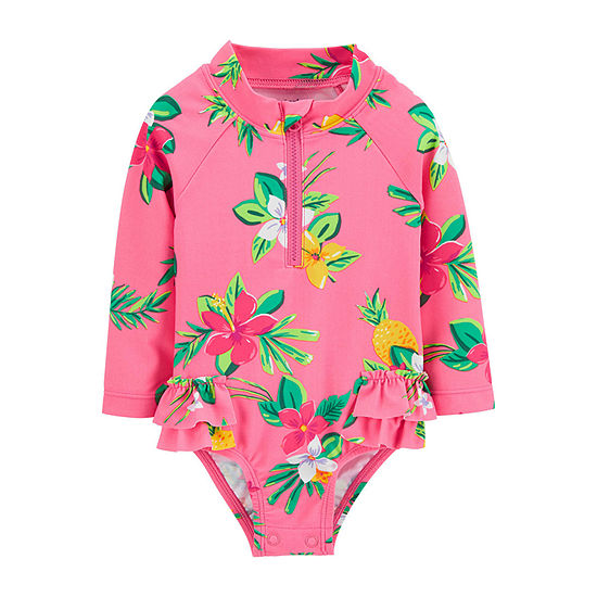 Carter's Baby Girls One Piece Swimsuit