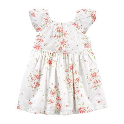 Carter's Baby Girls Short Sleeve Sundress