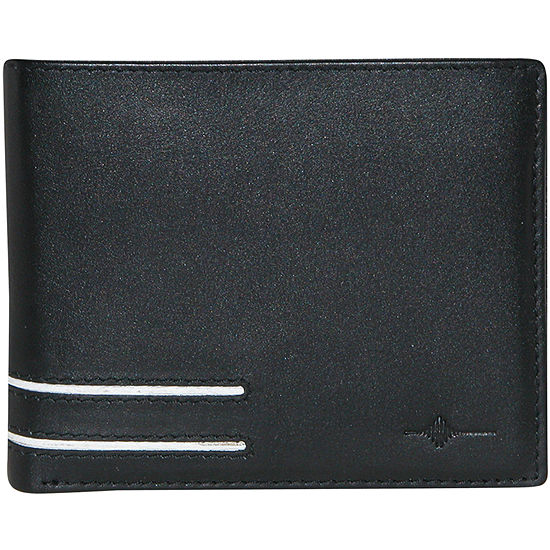 Buxton® Luciano RFID Leather Billfold