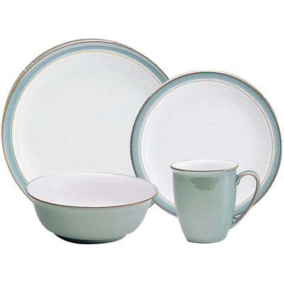 Denby Regency Green 4-pc. Place Setting