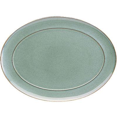 Denby Regency Green Oval Serving Platter